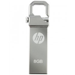 HP V250w -8GB -USB 2.0 -Pen Drive- Compact Metalic
