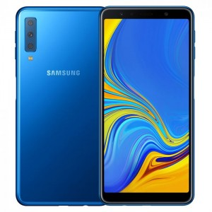 Samsung Galaxy A7 2018 -- 4GB RAM - Triple Camera - Dual SIM 4G
