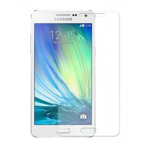 Samsung Galaxy A5 - Tempered Glass Screen Protector - Clear