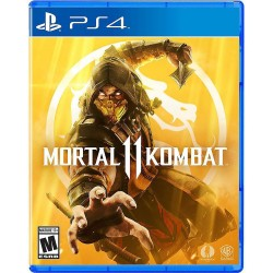 Mortal Kombat 11, Warner Bros PlayStation 4