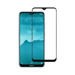 Nokia 2.2/3.2/.4.2/6.2/7.2- 3D Tempered Full Glass Screen Protector