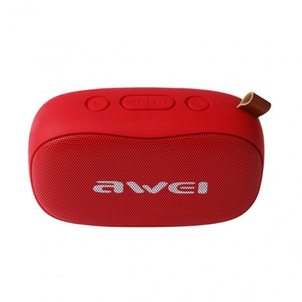 Awei Y900 Mini Portable Wireless Bluetooth Speaker Noise Reduction Mic, Support TF Card / AUX