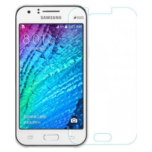 Samsung Galaxy J1 - Tempered Glass Screen Protector - Clear