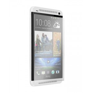 HTC One M7 - Tempered Glass Screen Protector - Clear