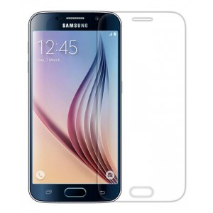 Samsung Galaxy S6 Tempered Glass Screen Protector - Clear