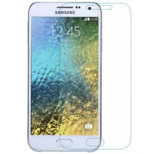 Samsung Galaxy A3 - Tempered Glass Screen Protector - Clear