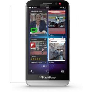 BlackBerry Z10 - Tempered Glass Screen Protector - Clear