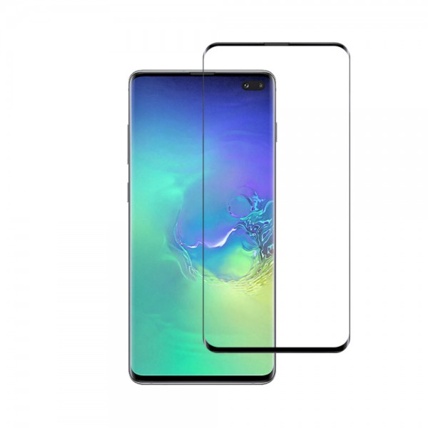 Samsung S10/S10E/S10+ 3D Curved Edge Tempered Glass Screen Protector