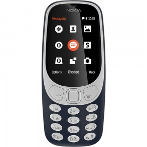 "Nokia 3310, 2.4"",16MB RAM, 2MP Camera, Dual SIM"