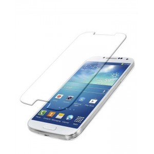 Samsung Galaxy S4 - Tempered Glass Screen Protector - Clear