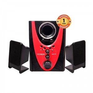 Vitron V027 2.1 Multimedia Bluetooth Sound System