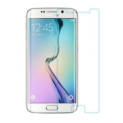 Samsung Galaxy S6 Edge - Tempered Glass Screen Protector - Clear