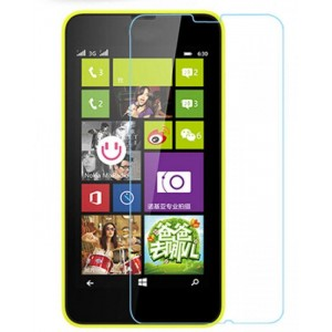 Microsoft Lumia 635 - Tempered Glass Screen Protector - Clear