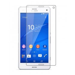 Sony M2- Tempered Glass Screen Protector - Clear