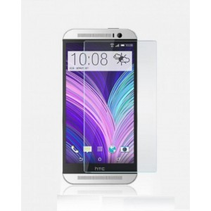 HTC One M8 - Tempered Glass Screen Protector - Clear