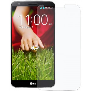 LG G2- Tampered Glass Screen Protector - Clear