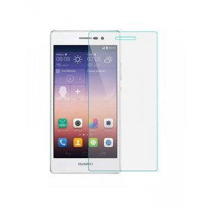 Huawei P7 - Tempered Glass Screen Protector - Clear