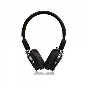 Remax RB-200HB - Wireless Bluetooth 4.1 Stereo Headphones with Microphone - Black