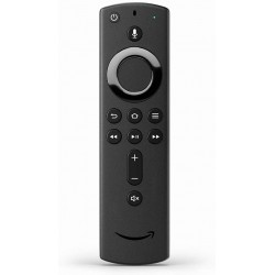 Amazon Fire TV Stick Alexa Voice Remote (2nd Gen) with power and volume controls