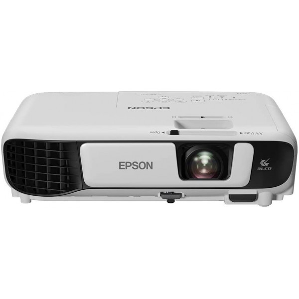 Epson EB-S41 SVGA Projector Brightness: 3300lm with HDMI Port