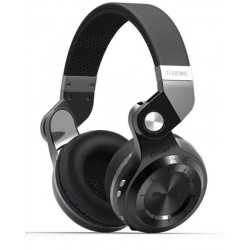 Bluedio T2 Turbine Wireless Bluetooth Headphones - V4.1 - Black