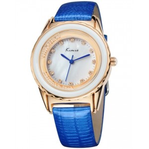 KIMIO Blue Wrist Watch