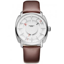 EYKI Overfly Exclusive Brown Strap Watch