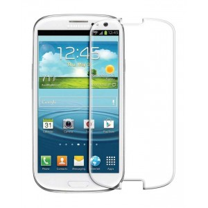 Samsung Galaxy S3 Neo- Tempered Glass Screen Protector - Clear