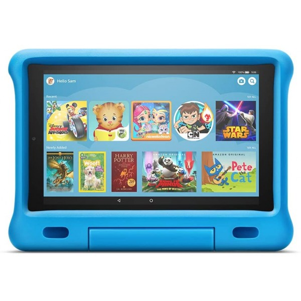 "Amazon Fire HD 10 Kids Edition Tablet – 10.1""  Full HD display, 32 GB"