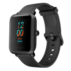 Amazfit Bip S Smart Watch with Built -in GPS Black