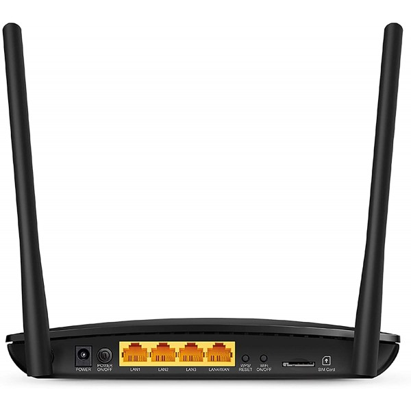 TP LINK TL-MR6400 Wireless N 4G LTE Sim Card Router