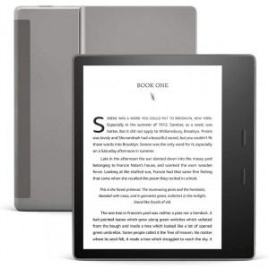 "Amazon Kindle Oasis 8GB/32GB, Wi-Fi, 7"" waterproof eReader"