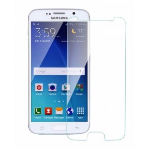 Samsung Galaxy J5- Tempered Glass Screen Protector - Clear