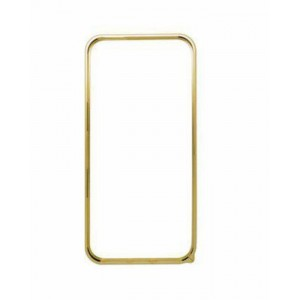Samsung Bumper Case for Samsung Galaxy S4 - Aluminum - Champagne Gold