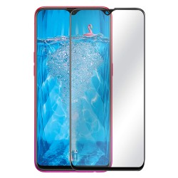 Oppo F9 3D Full Tempered Glass Screen Protector