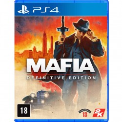 2K Mafia Definitive Edition - PlayStation 4