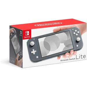 "Nintendo Switch Lite Game Console, 5.5"" LCD Touchscreen Display"