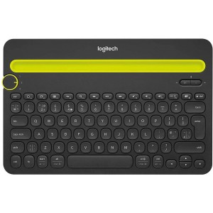 Logitech K480 Bluetooth Multi-Device Keyboard for PC, Tablet, Smartphone
