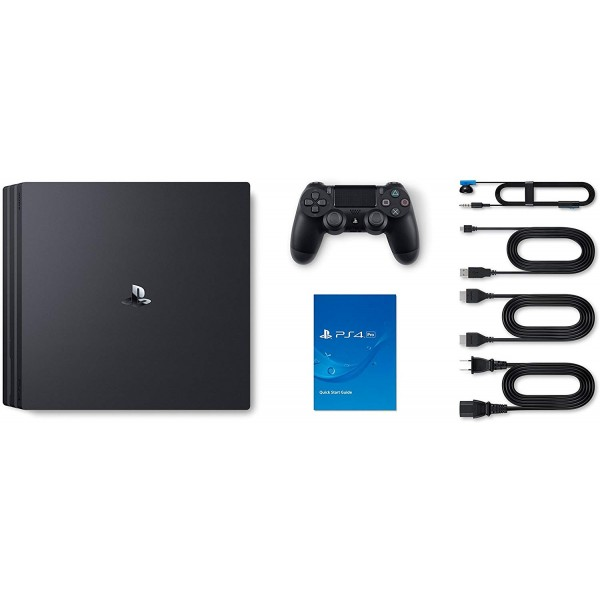 Sony PlayStation 4 (PS4) Pro 1TB Console (Black)