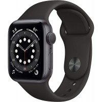 Apple Watch Series 6 GPS, 44mm Space Gray
