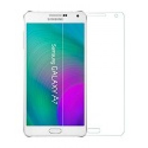 Samsung Galaxy A7- Tempered Glass Screen Protector - Clear