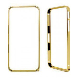 Samsung  Bumper Aluminum Case for Samsung Galaxy S5 (Aluminum champagne Gold)