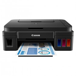 Canon PIXMA G2411 (Printer, Scanner, Copier, Ink Tank) Black