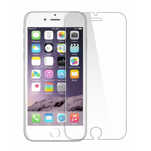 Apple iPhone 6S- Tempered Glass Screen Protector - Clear