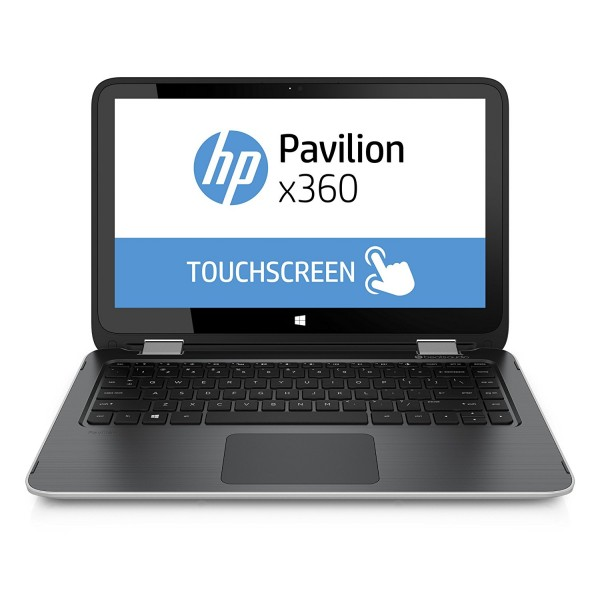 HP Pavilion X360 11'' - Core i3 - 500GB - 4GB RAM - Windows 10 - Silver