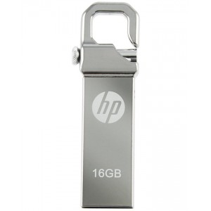 HP V250w- 16GB -USB 2.0 -Compact Metalic -FlashDrive