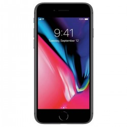 Apple iPhone 8 Unlocked, 64GB - Black (Refurbished)