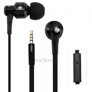 Awei Es500i Earphone - Super Bass Noise Isolating with Mic