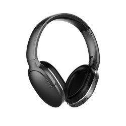 Baseus D02 Bluetooth V5.0 Wireless Headphone Black