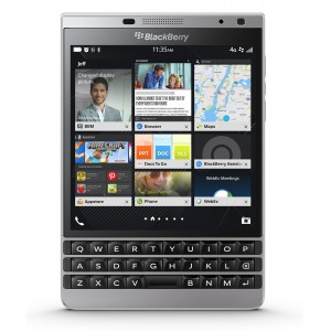 BlackBerry Passport 32GB, Silver